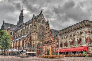 مدينة هارلم في هولندا