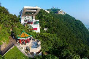 فيكتوريا بيك في هونج كونج - الصين