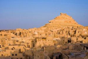 واحة سيوة في مصر