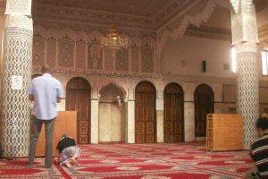 مسجد حدادة في وجدة