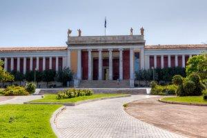 متحف الآثار الوطني في أثينا