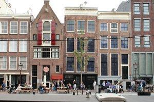 منزل آن فرانك في أمستردام - هولندا