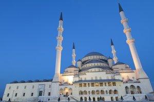 مسجد كوكاتيب في أنقرة