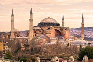متحف آيا صوفيا اسطنبول