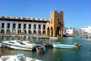 شاطئ سيدي فرج الجزائر