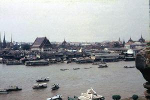 تاريخ مدينة بانكوك - تايلاند