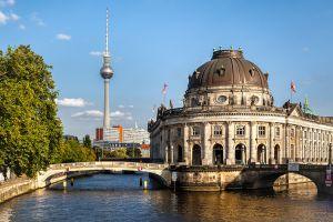 جزيرة المتاحف في ألمانيا - برلين