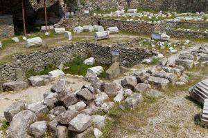ضريح هاليكارناسوس في مدينة بودروم