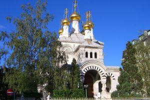 الكنيسة الروسية - Eglise Russe في جنيف