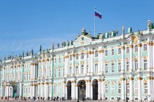 متحف الأرميتاج في سانت بطرسبرغ