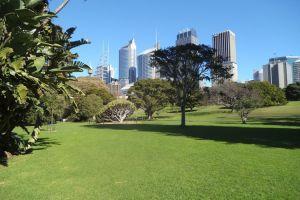 الحدائق النباتية الملكية في سيدني - أستراليا