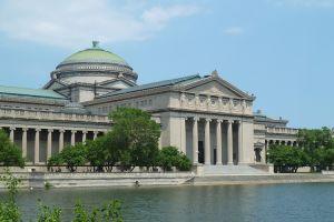 متحف العلوم والصناعة في مدينة شيكاغو