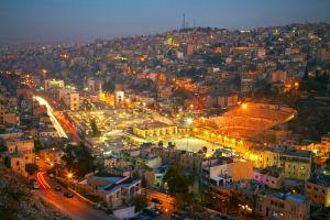 معنى تسمية عمان بالأردن