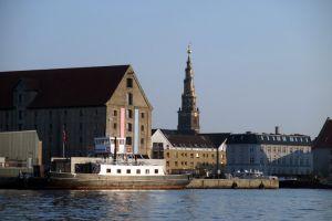 كنيسة السيدة العذراء في كوبنهاجن - الدنمارك