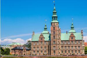 قلعة روزنبرج في كوبنهاجن -  الدنمارك