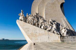 النصب التذكاري Padrao Dos Descobrimentos في لشبونة