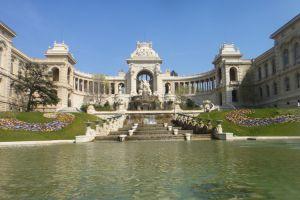 قصر لونغشامب في مارسيليا