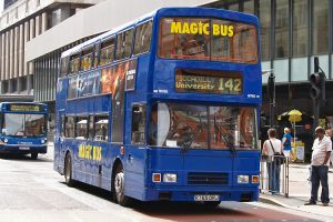 وسائل النقل في مانشستر