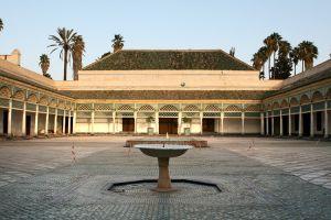 قصر الباهية في مراكش