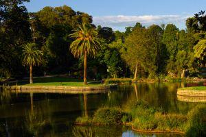 الحدائق النباتية الملكية في ملبورن - أستراليا