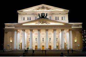 مسرح بولشوي في موسكو