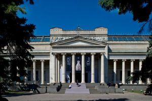 متحف بوشكين للفنون الجميلة