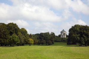 الحديقة الإنجليزية في ميونخ