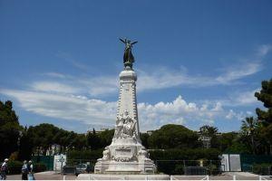 النصب المئوية - Monument du Centenaire في نيس