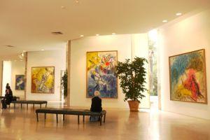متحف مارك شاغال في نيس - فرنسا