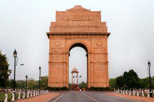 بوابة الهند - India Gate في نيودلهي
