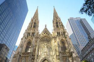 كاتدرائية سانت باتريك نيويورك