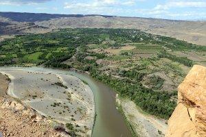 وادي قزل داغ في تركيا