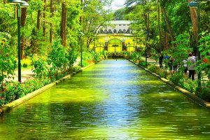 الطبيعة في باجيو