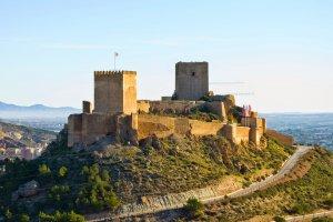 قلعة لوركا