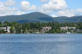 بحيرة Lake Placid في نيويورك