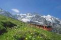 جبال إنترلاكن السويسرية