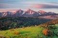 التلال والجبال في سلوفاكيا