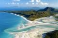 شاطئ الجنة البيضاء في جزيرة الفصح