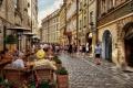 المدينة القديمة براغ