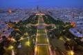 ساحة شون دو مارس فى باريس