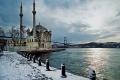 طبيعة تركيا الشتوية الرائعة