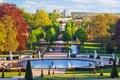 حديقة قصر سانوسي فى بوتسدام