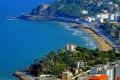 اطلالة الجزائر الرائعة علي البحر الابيض المتوسط