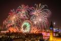 الاحتفالات فى لندن