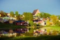 طبيعة فنلندا الساحرة