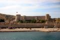 اطلالة قلعة بوزكادا الساحرة