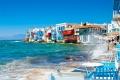 فينيسيا الصغيرة في جزيرة ميكونوس