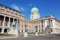 قلعة بودا أو القصر الملكي في عاصمة المجر