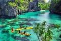 الرياضات المائية في جزيرة بالاوان