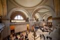 السياح في متحف متروبوليتان